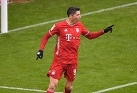 莱万多夫斯基 ROBERT LEWANDOWSKI