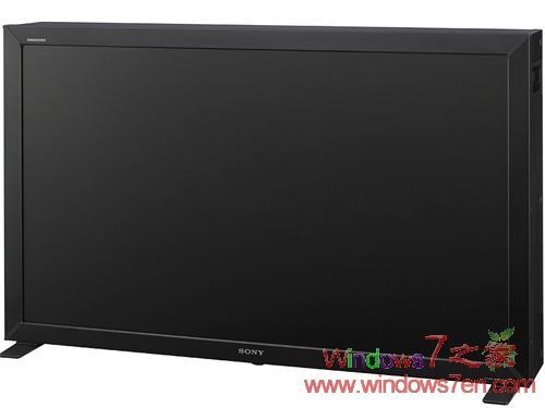 爆:索尼发布56英寸显示器 售价高达7700美元