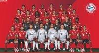 2018-19新赛季拜仁全家福照片