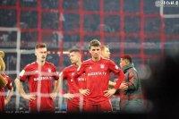 德甲第10轮 拜仁1-1弗赖堡 主场连续四轮不胜