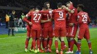 挺进德国杯八强 赫塔2:3拜仁 格纳布里两球 科曼加时制胜