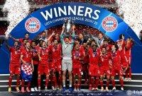 冠军、冠军、拜仁慕尼黑是冠军!拜仁勇夺欧冠加冕三冠王