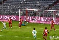 德甲第8轮 拜仁1:1不莱梅 诺伊尔力王狂澜仍不保连胜