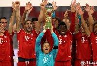 加冕五冠王!德国超级杯拜仁3:2多特 基米希趴地绝杀