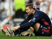 德国队理疗师抨击拜仁队以让诺伊尔三次骨折